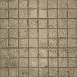 Ardesia Series - 6x6 Stacked Bond Slate - Sand