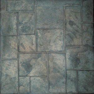 Ardesia Series - Ashlar Slate - Platinum and Beige Highlights