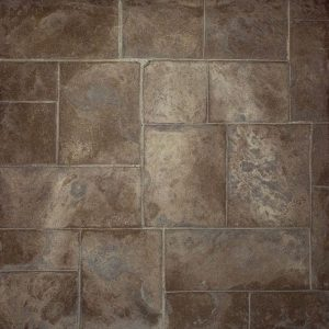 Ardesia Series - Ashlar Slate - Walnut and Bone Highlights
