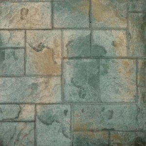Ardesia Series - Ashlar Slate - Buckskin Highlights