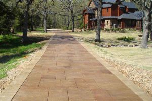 Handcrafted Driveways