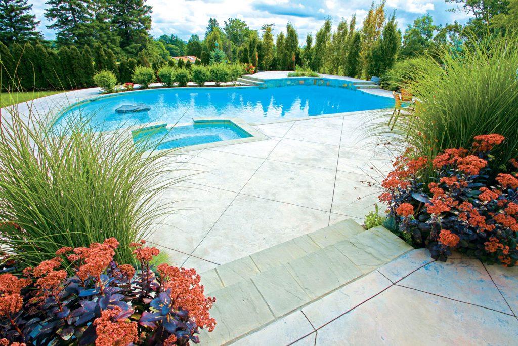 Pools & Backyards