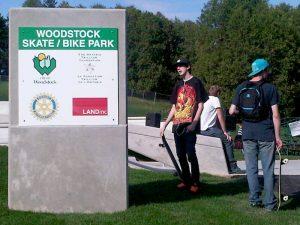 Woodstock Skatepark
