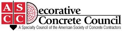 Decorative Concrete Council