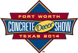 Port Worth Concrete Decor Show Logo