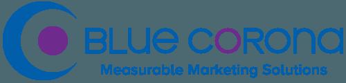 blue corona logo