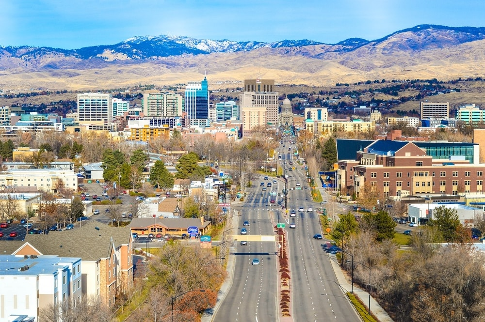 you can make a lot as a concrete franchise in Boise, Idaho