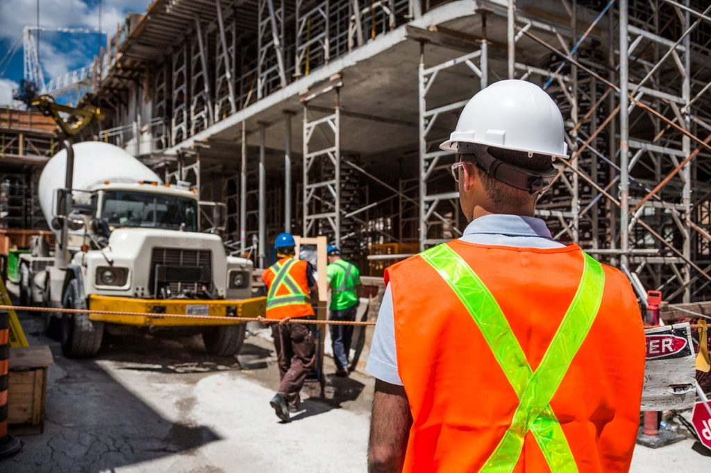 concrete work is a key trade for the construction industry