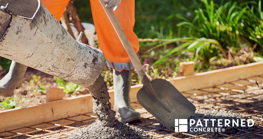 Get Your Start in Concrete