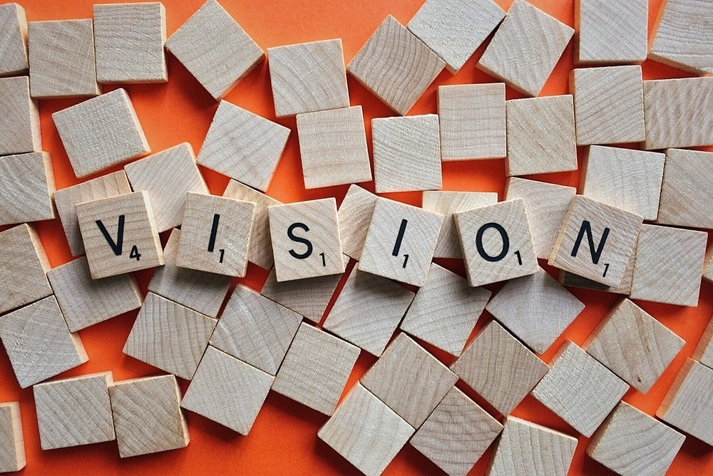 your company's mission statement helps guide your vision for the present and the future