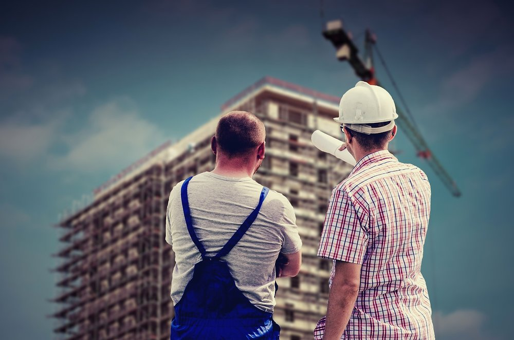 getting to know general contractors can help increase your job opportunities