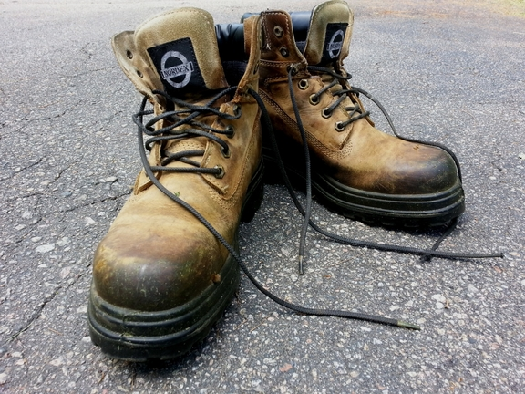 invest in work boots that will last a long time